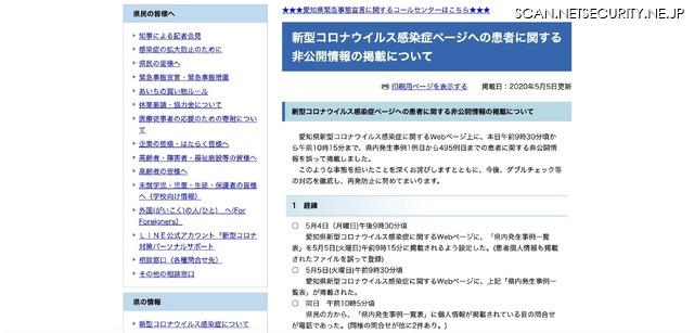新型 コロナ 感染 者 愛知 県