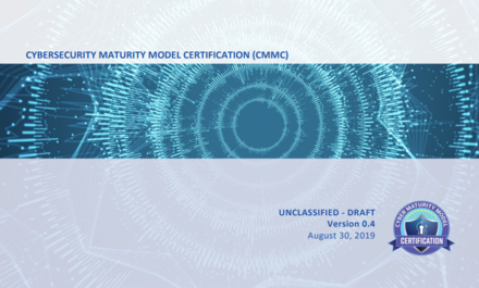 Cybersecurity Maturity Model Certification ( CMMC )