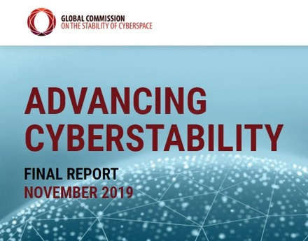 「ADVANCING CYBERSTABILITY FINAL REPORT」