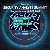 Kaspersky Security Analyst  Summit( https://sas.kaspersky.com/ )