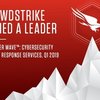 CrowdStrike Blog:CrowdStrikeが2019年版「Forrester Wave Cybersecurity Incident Response Services」レポートで「リーダー」に選出